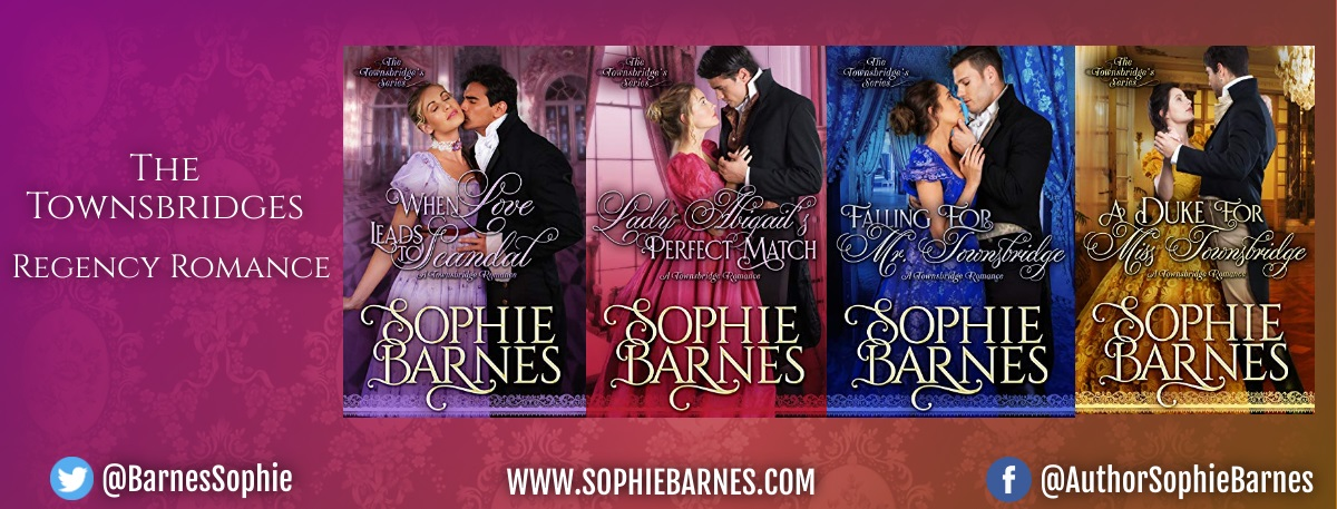 The Townsbridges Historical Romance Series