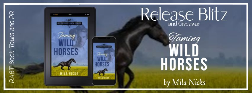 Taming Wild Horses banner