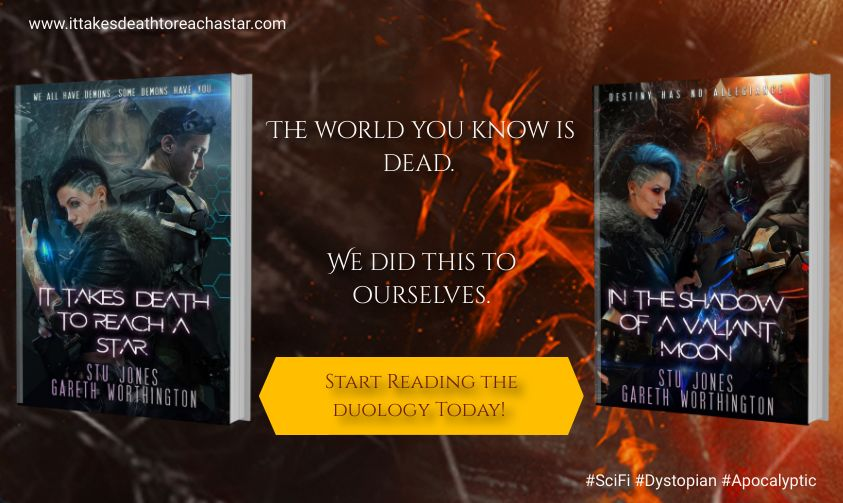 It Takes Death to Reach a Star paperback