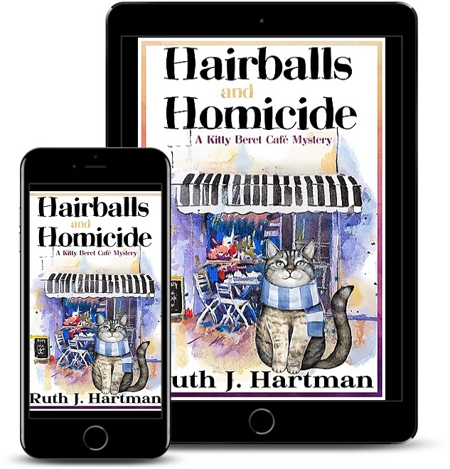 Hairballs and Homicide tablet