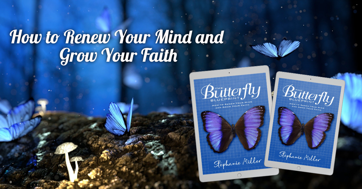 The Butterfly Blueprint tablet