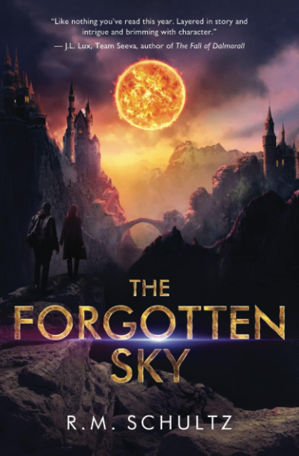 The Forgotten Sky cover