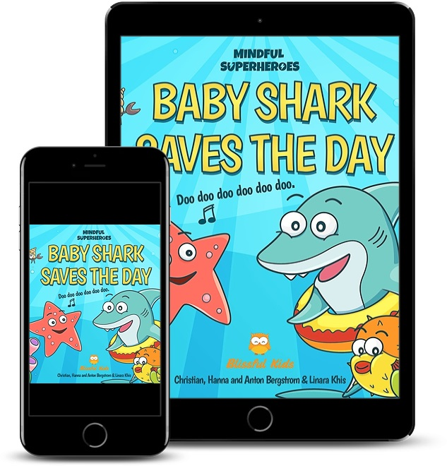 Baby Shark Saves the Day tablet