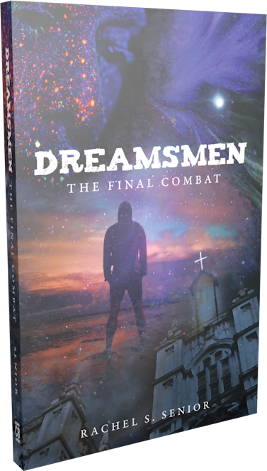 Dreamsmen standing book