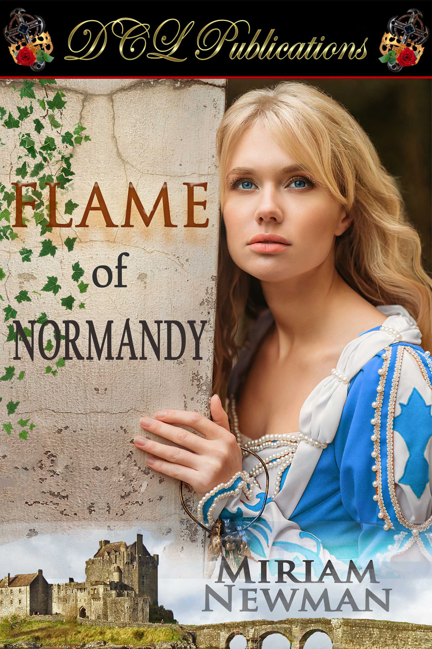 Flame of Normandy cover