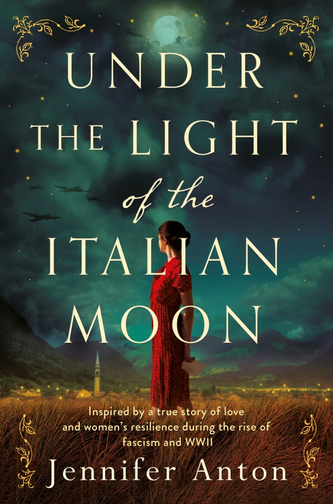 Under the Light of the Italian Moon cover