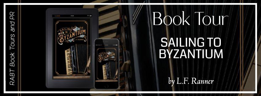 Sailing to Byzantium banner