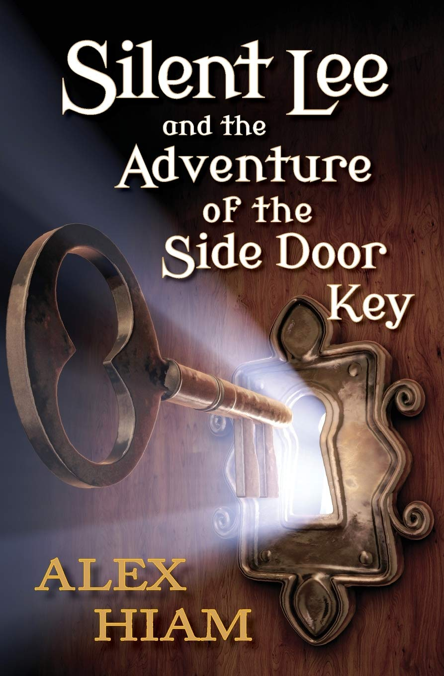 Silent Lee and the Adventure of the Side Door Key cover