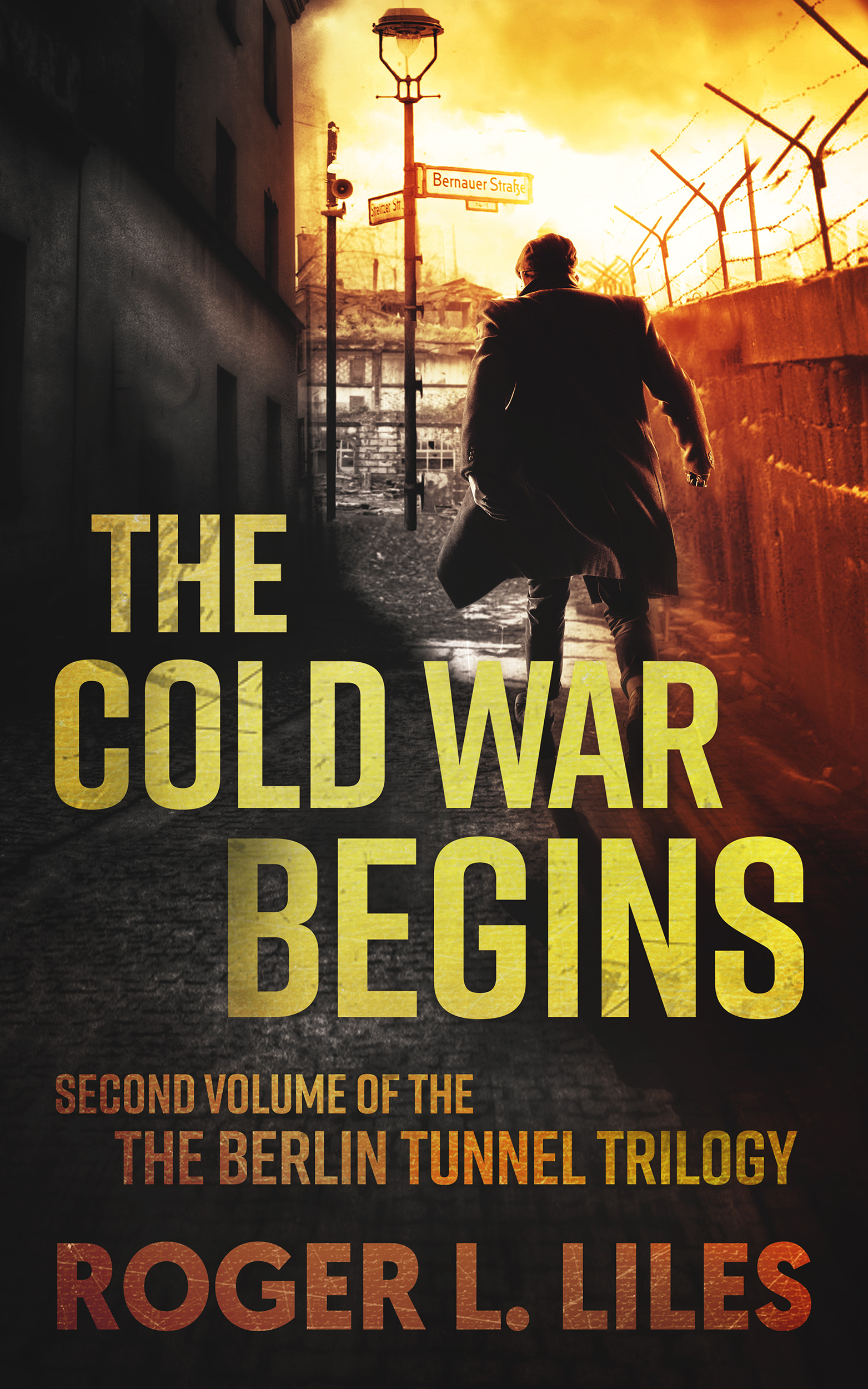 The Cold War Begins cover