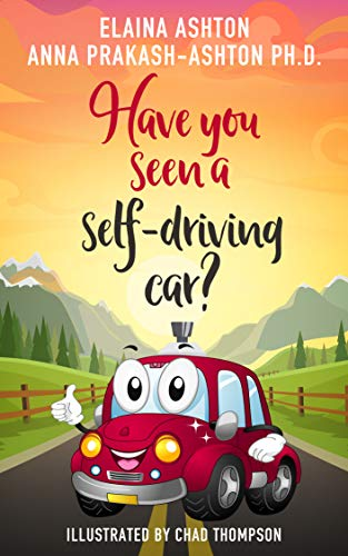 Have you seen a self-driving car? cover