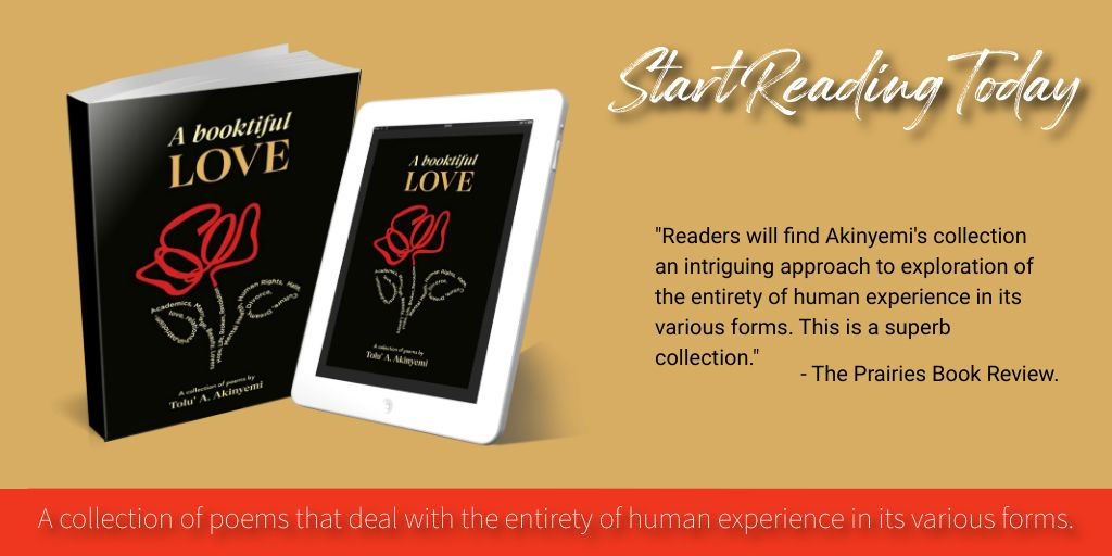 A Booktiful Love tablet, paperback