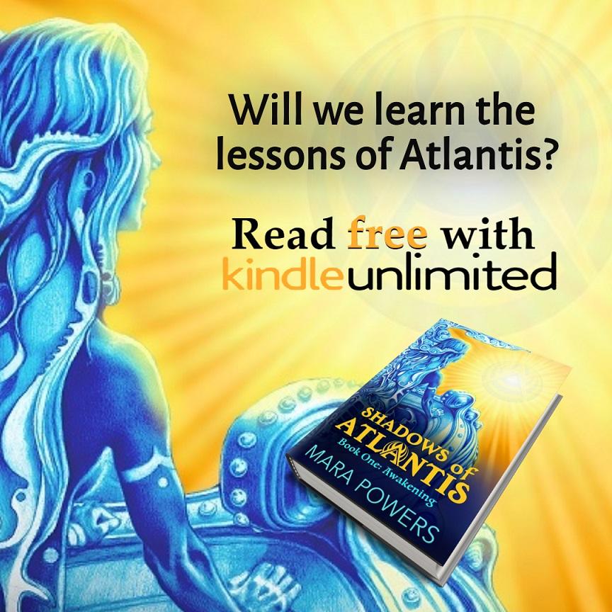 Shadows of Atlantis: Awakening hardback