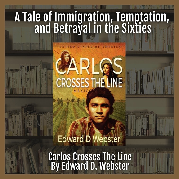 Carlos Crosses the Line paperback