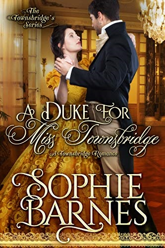 A Duke for Miss Townsbridge cover