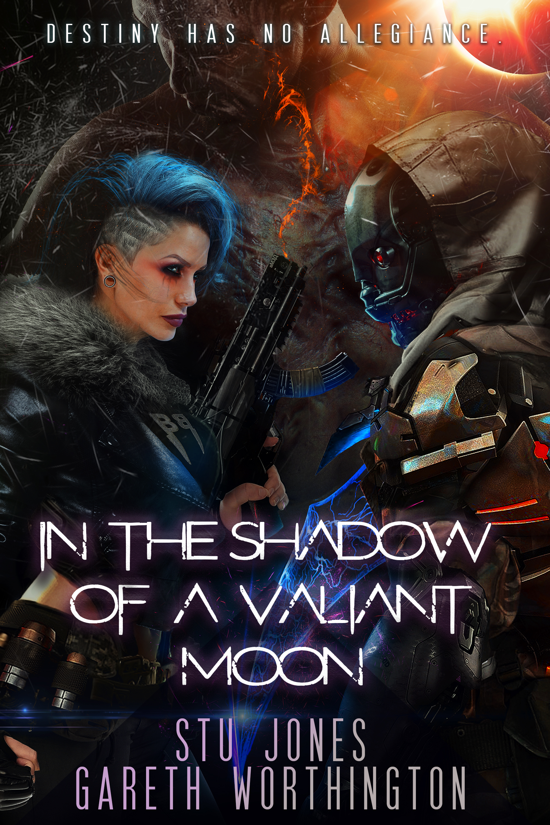 In the Shadow of a Valiant Moon cover