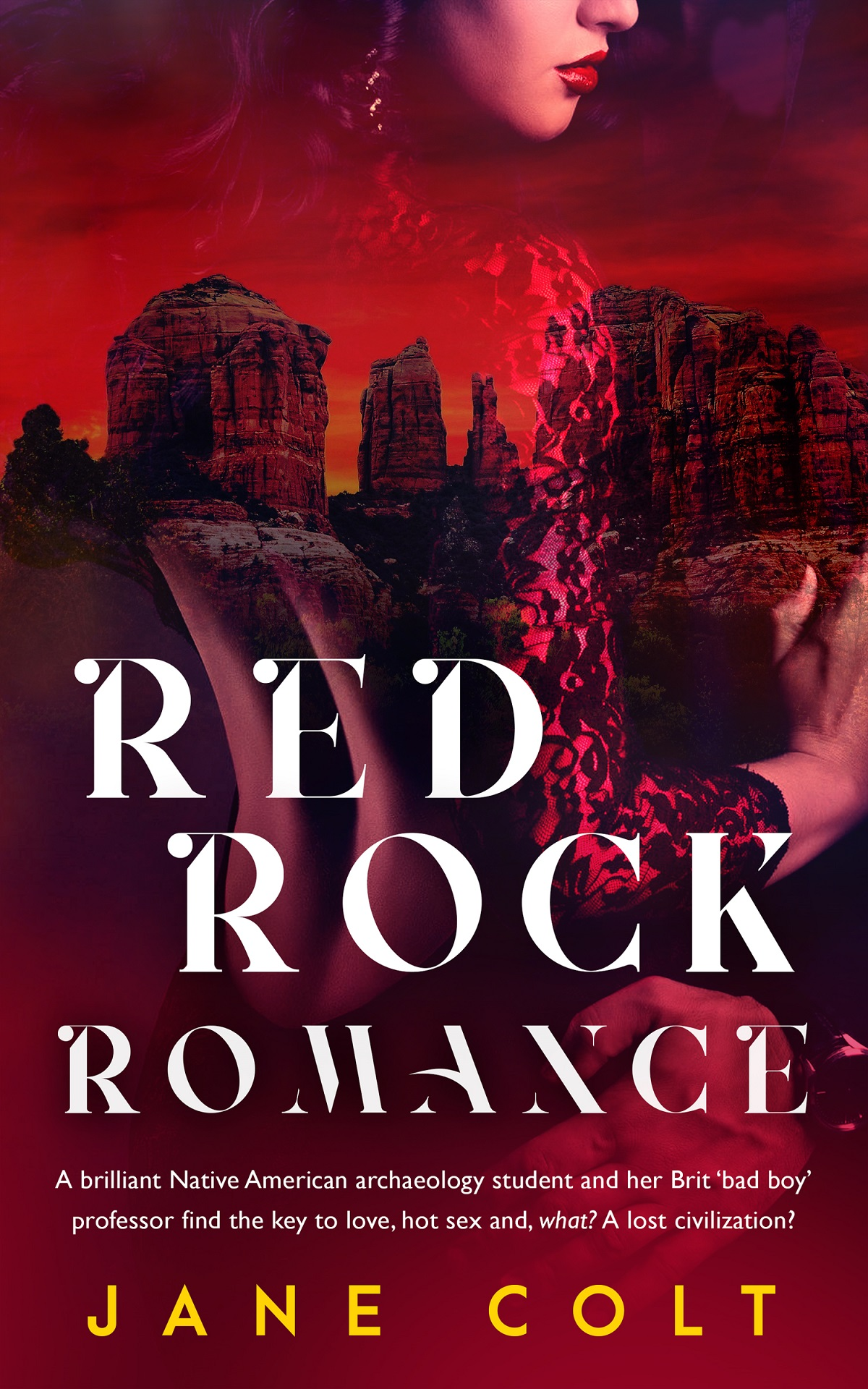 Red Rock Romance cover