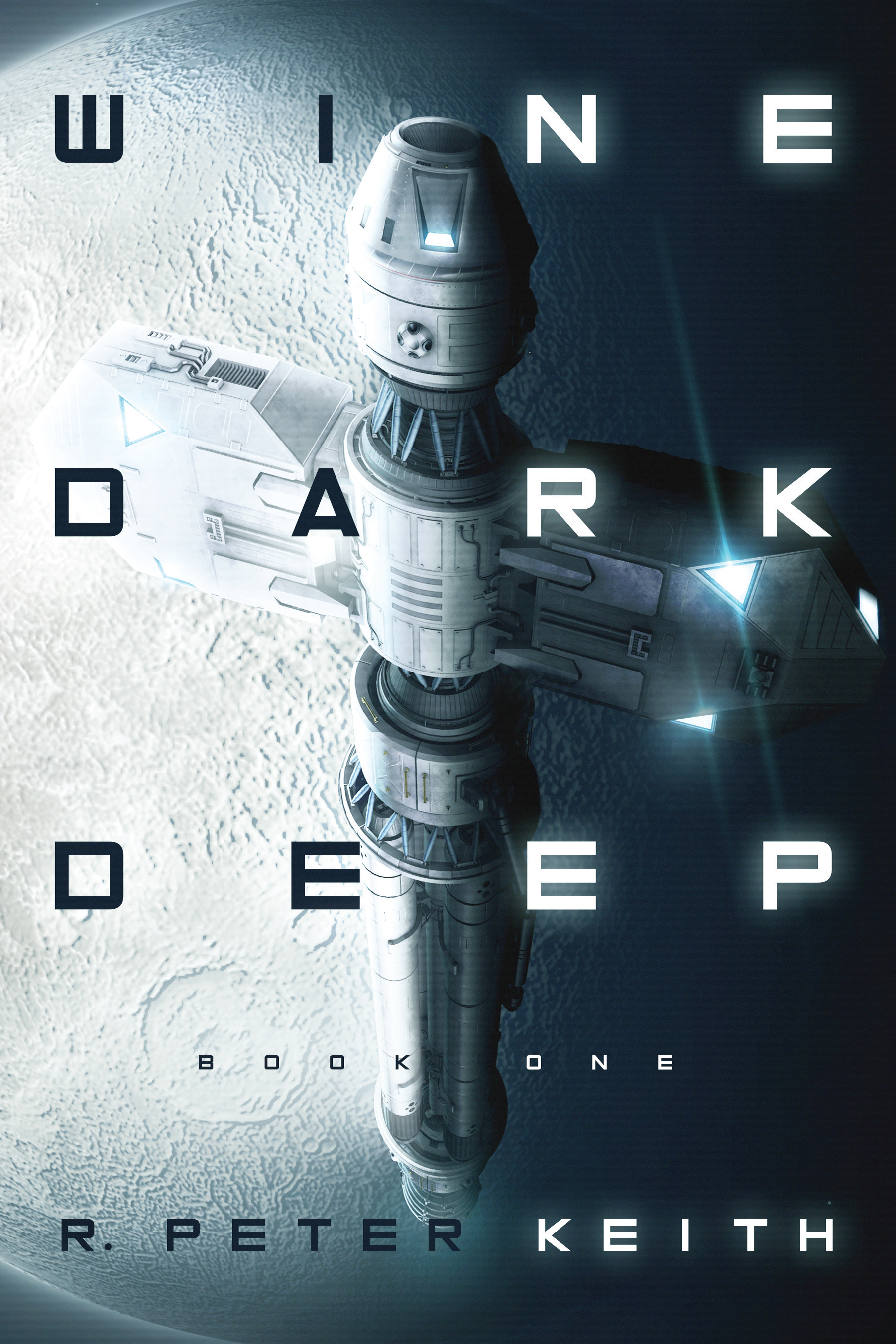 Wine Dark Deep book 1 cover