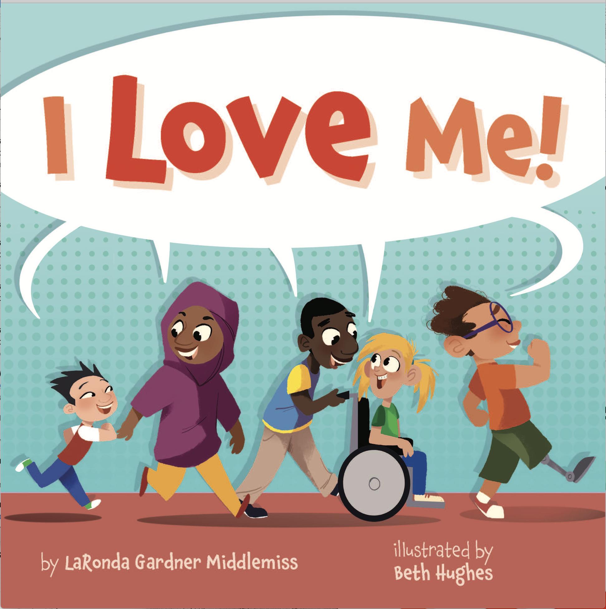 I Love Me! cover