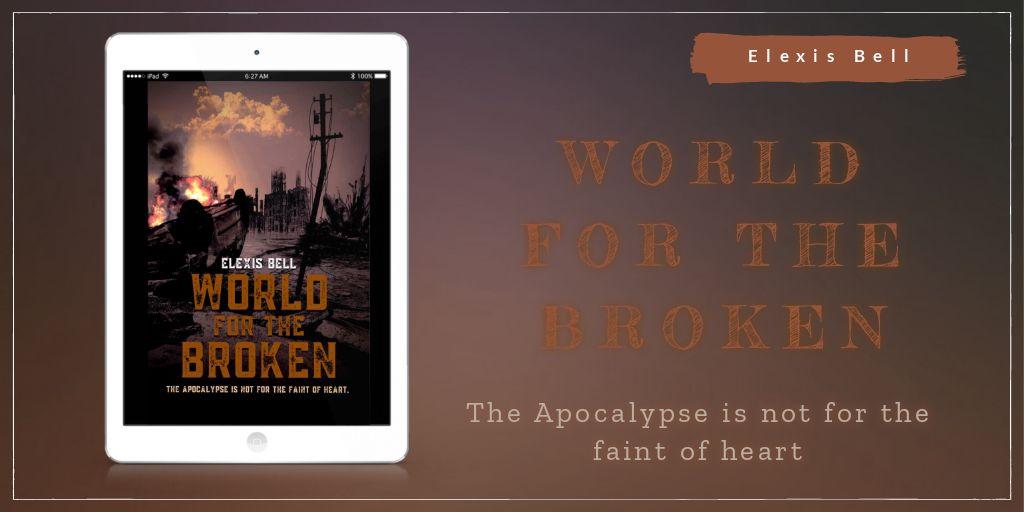World for the Broken tablet
