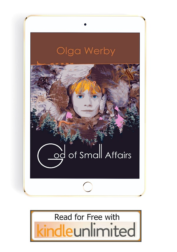 God of Small Affairs tablet