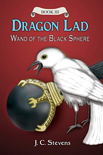 Dragon Lad: Wand of the Black Sphere cover