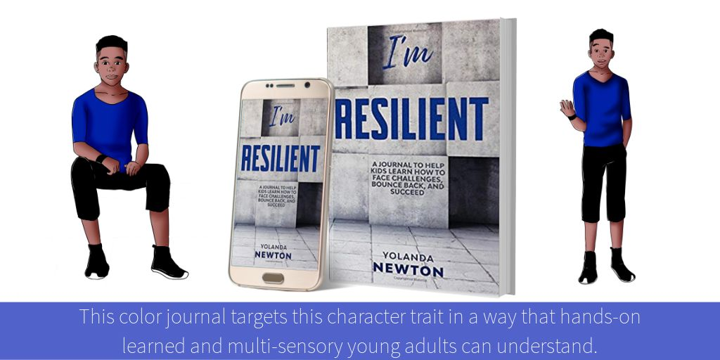 I'm Resilient phone, paperback