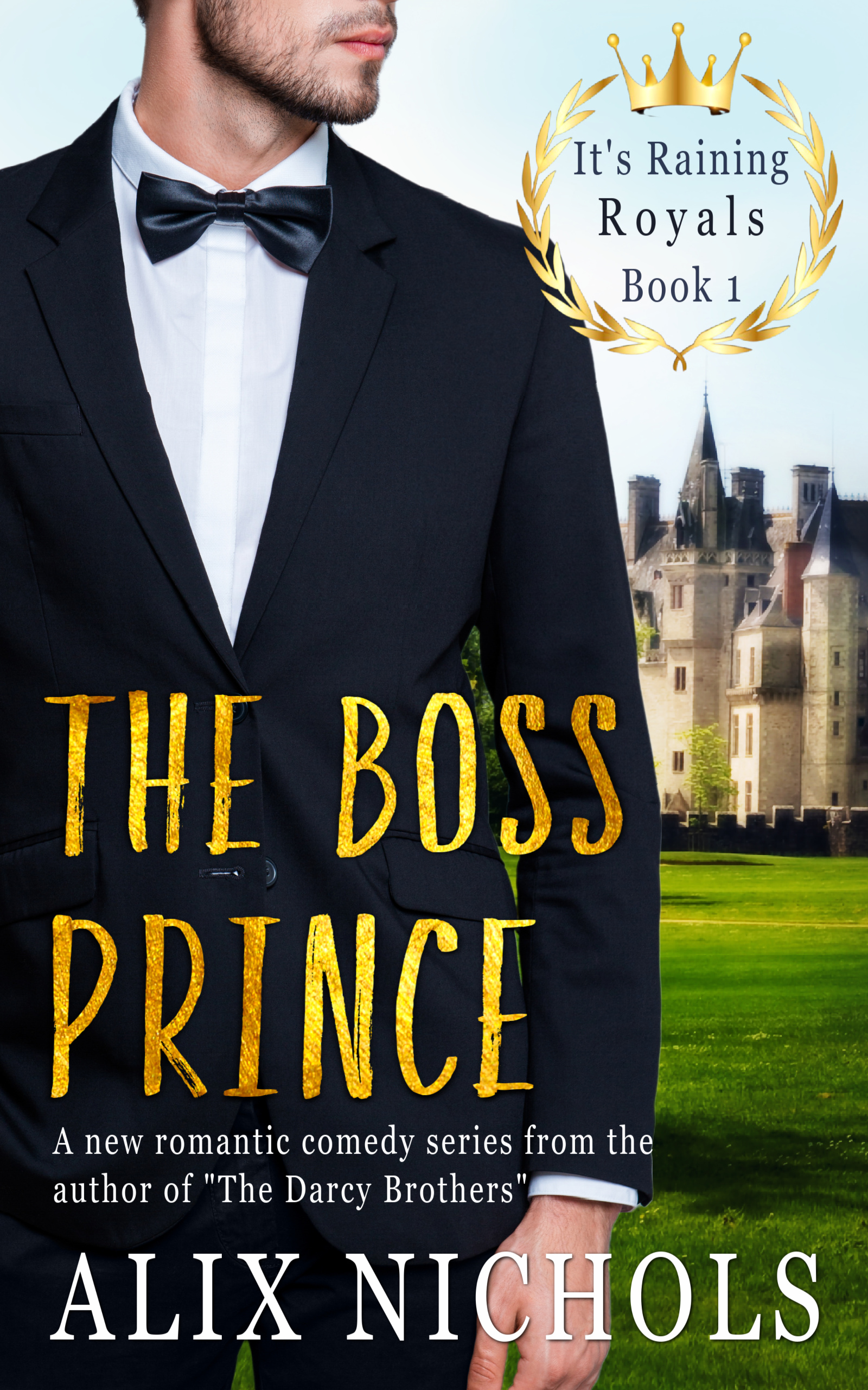The Boss Prince cover