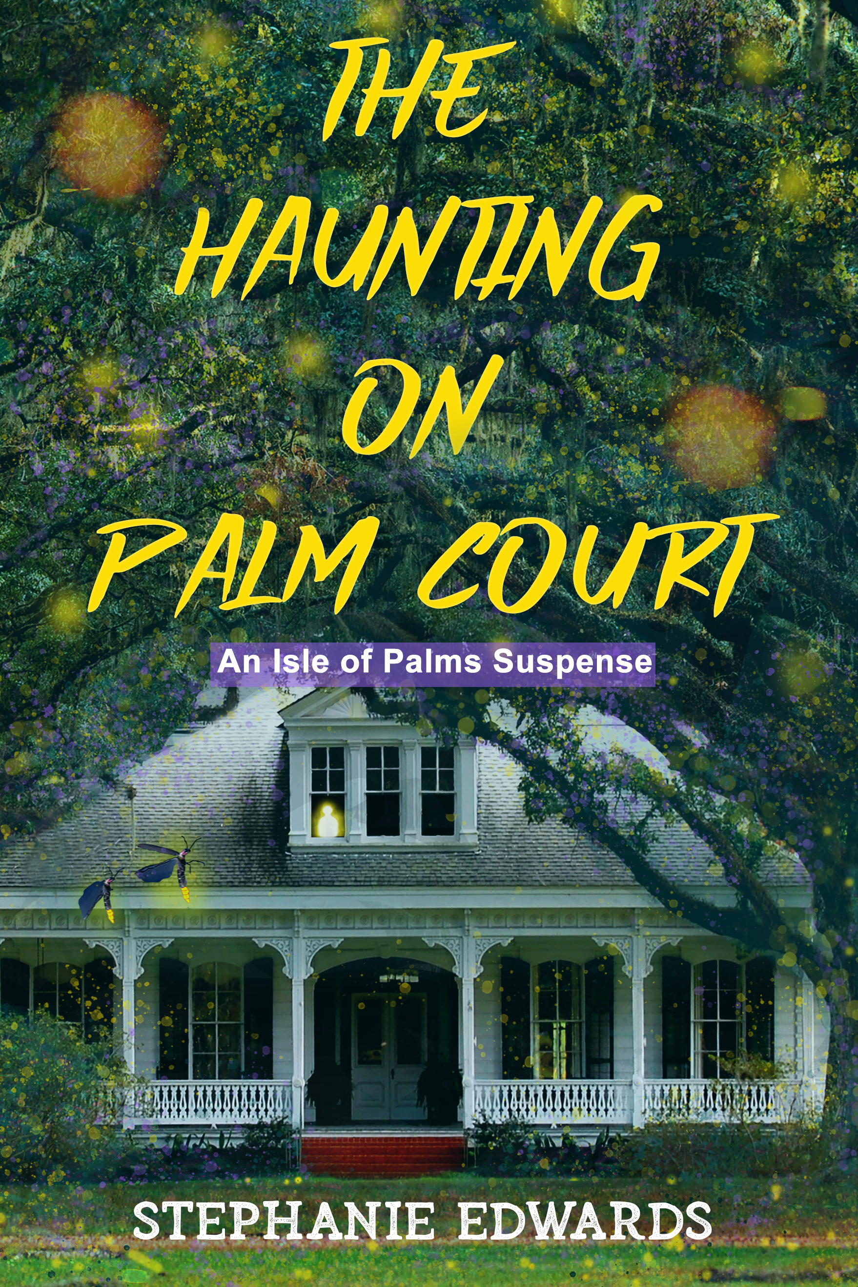 The Haunting on Palm Court cover