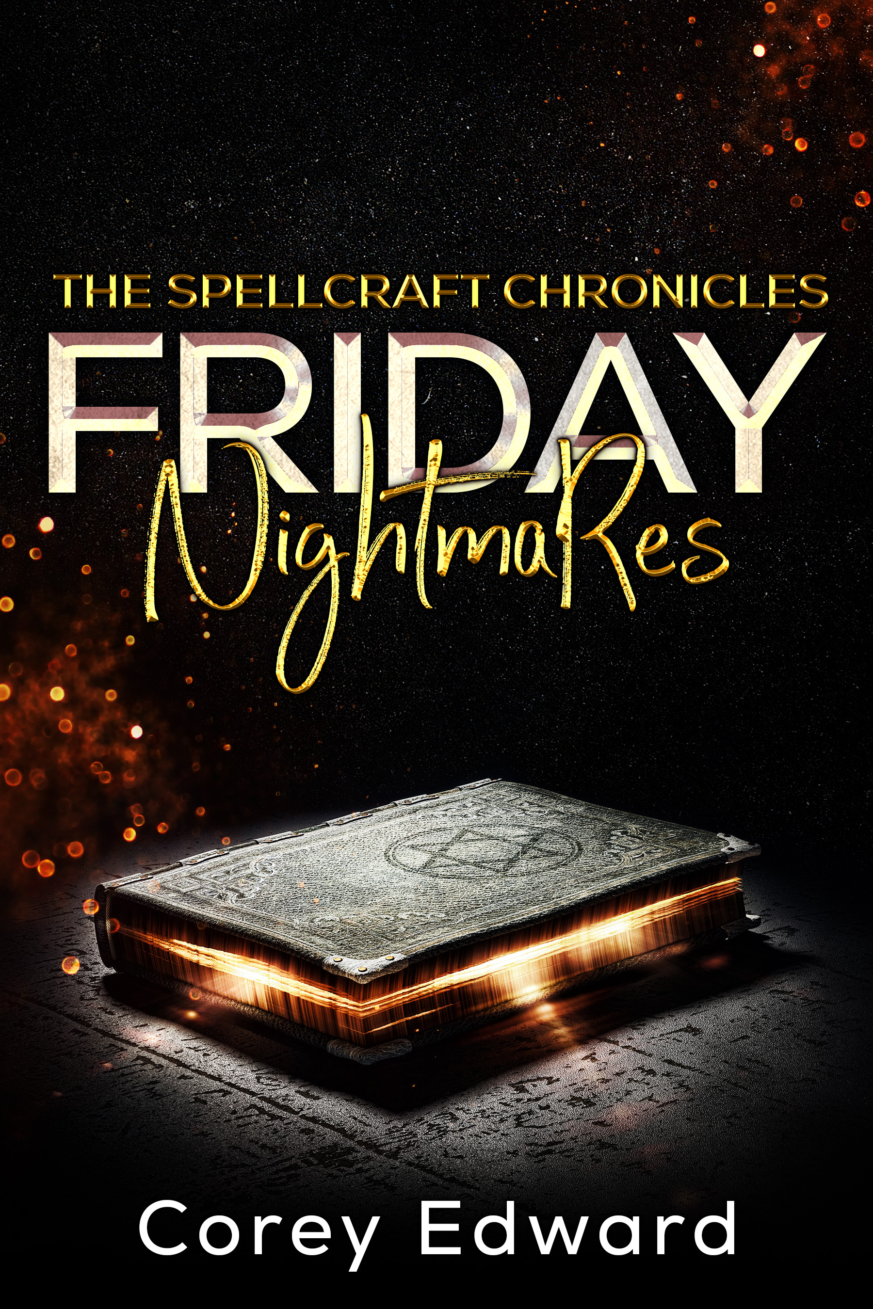 Friday Nightmares cover