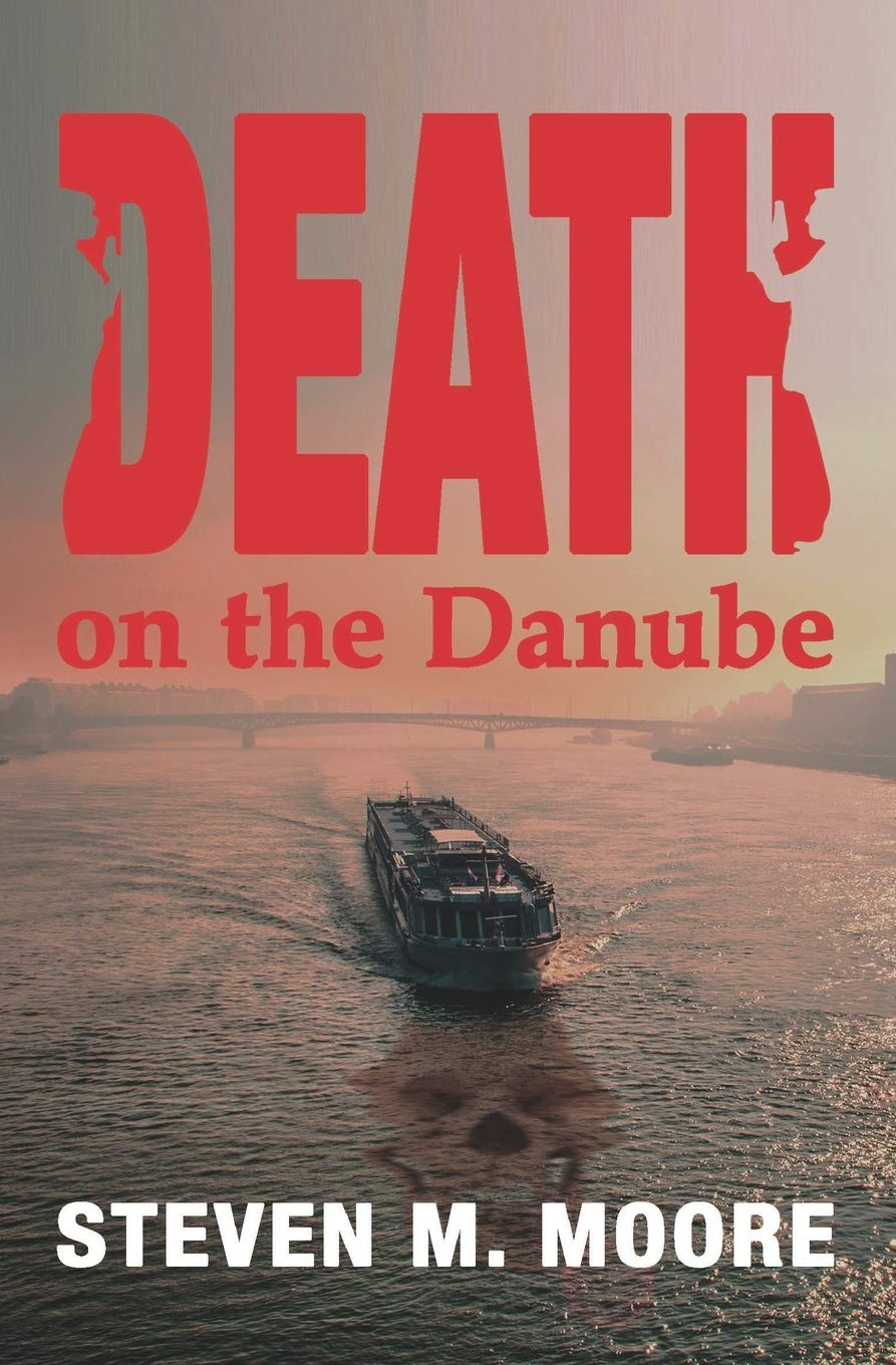 Death on the Danube cover