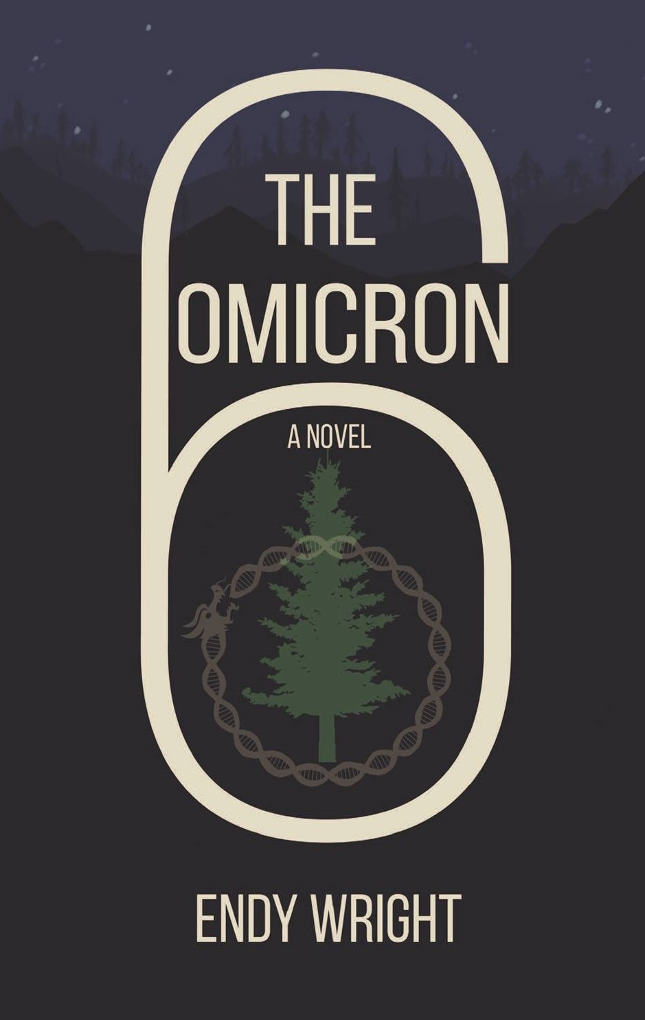 The Omicron Six cover