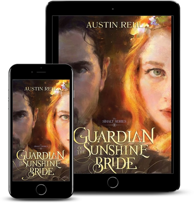 Guardian of the Sunshine Bride tablet