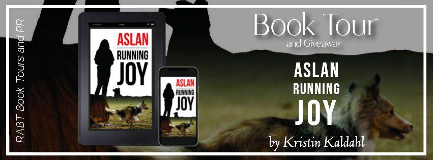 Aslan Running Joy banner