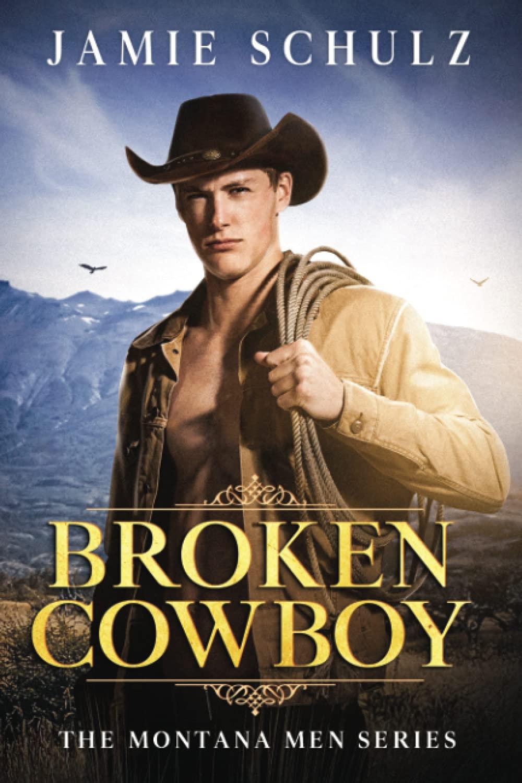 Broken Cowboy cover