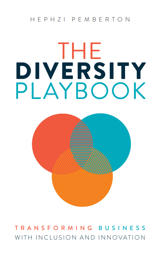 The Diversity Playbook cover