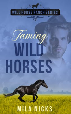 Taming Wild Horses cover