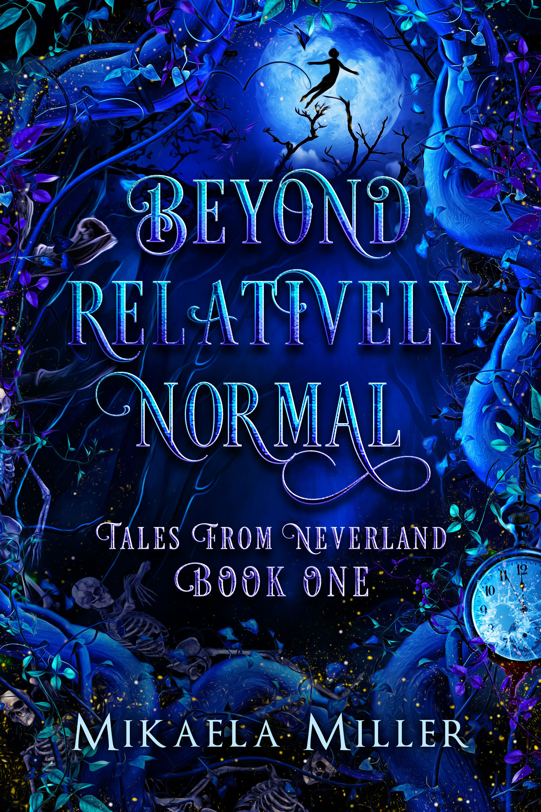 Beyond Relatively Normal cover
