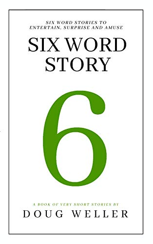 Six Word Stories, Book 2 cover