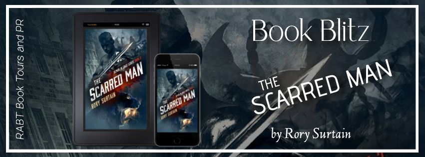 The Scarred Man banner