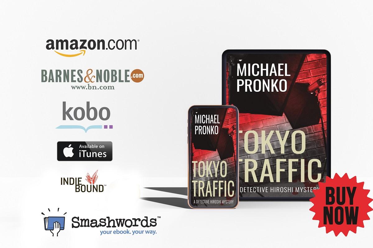 Tokyo Traffic tablet