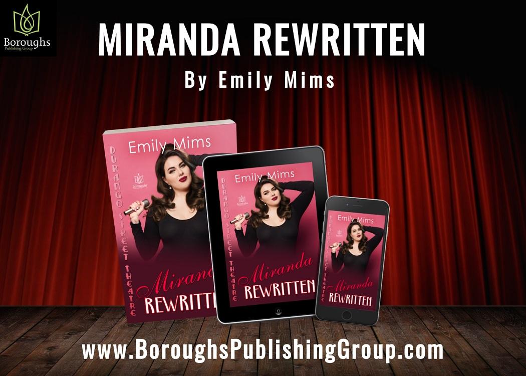 Miranda Rewritten tablet