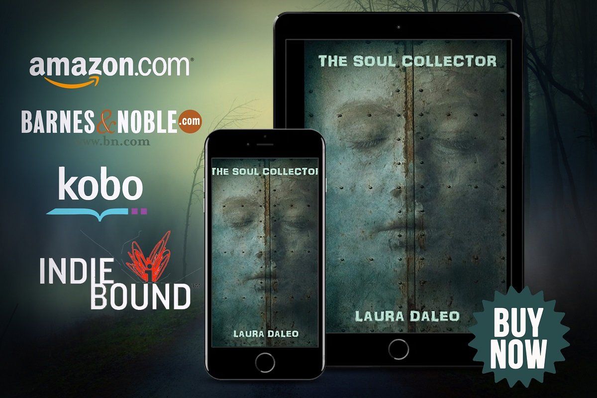 The Soul Collector tablet