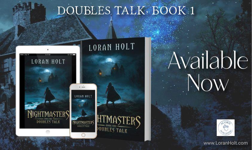 Nightmasters tablet, phone, paperback