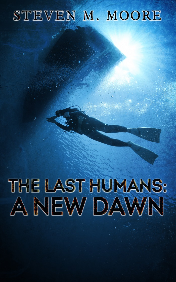 The Last Humans: A New Dawn cover