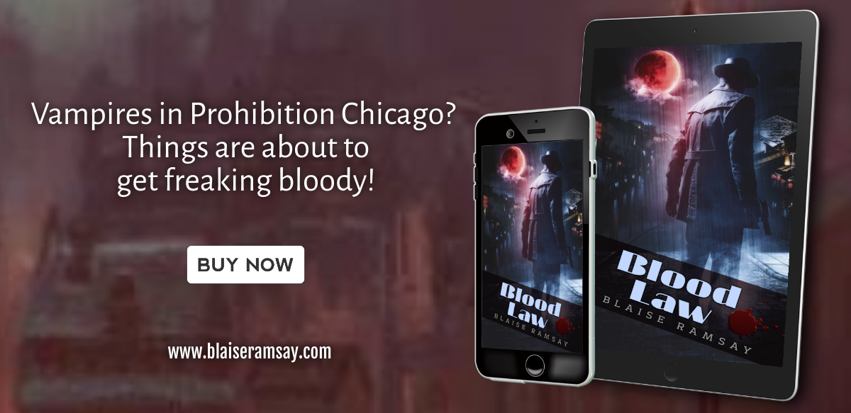 Blood Law phone, tablet