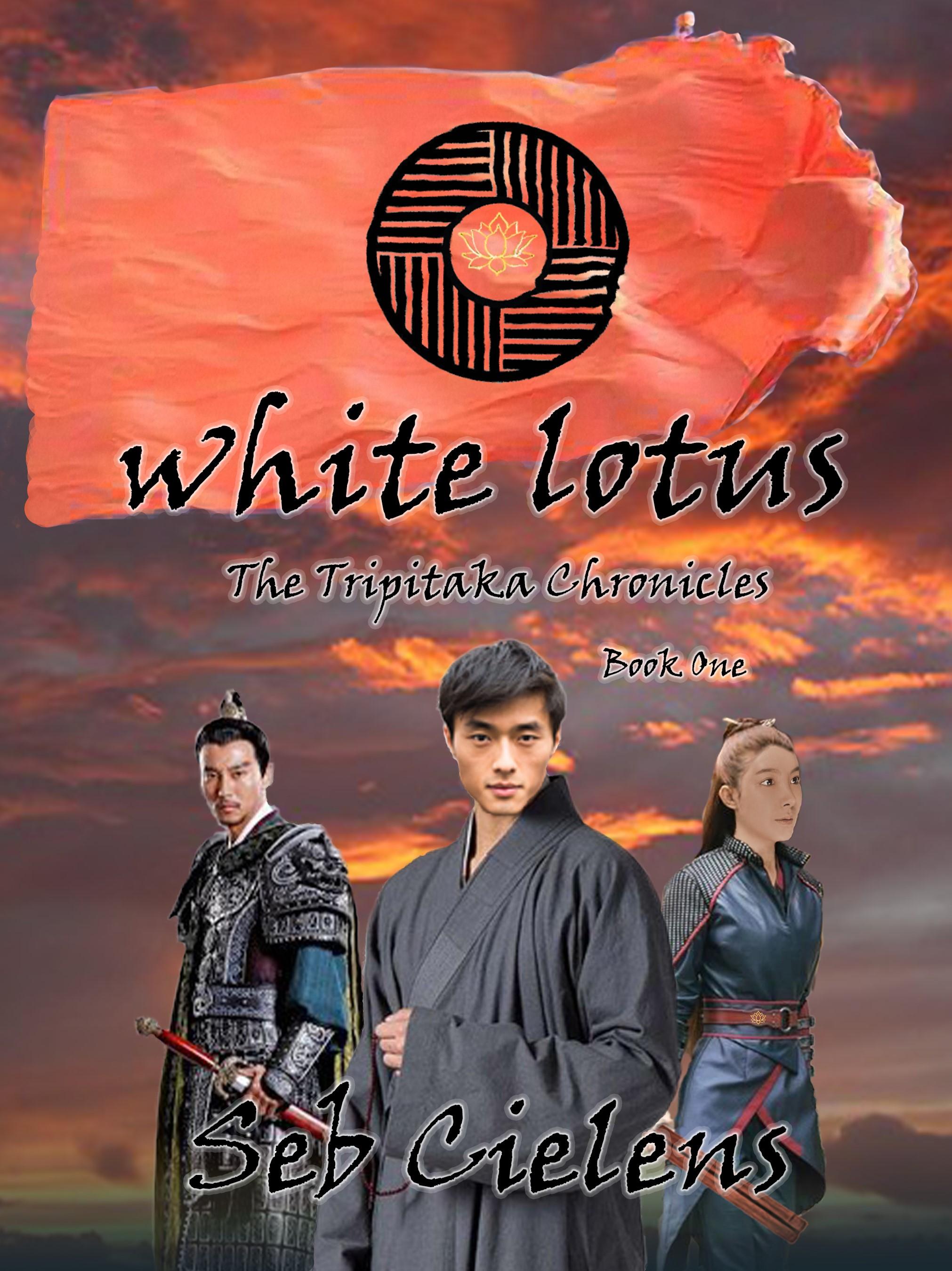 White Lotus cover