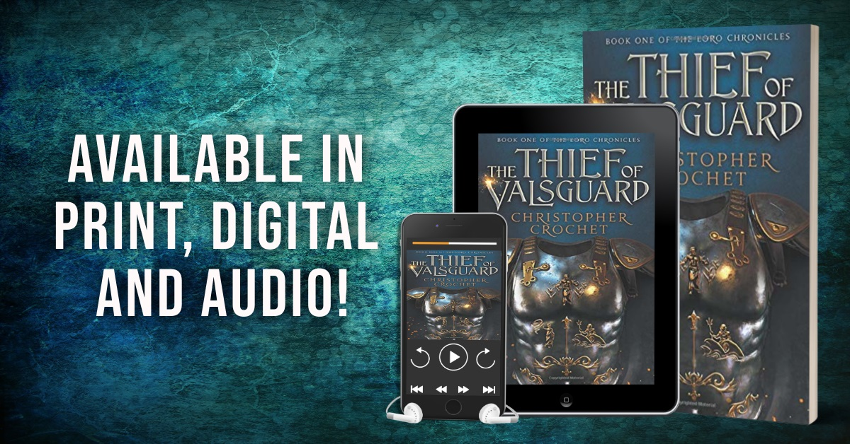 The Thief of Valsguard tablet