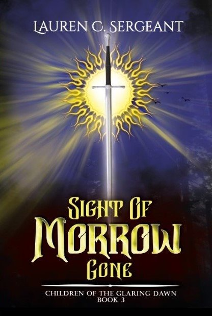 Sight of Morrow Gone cover