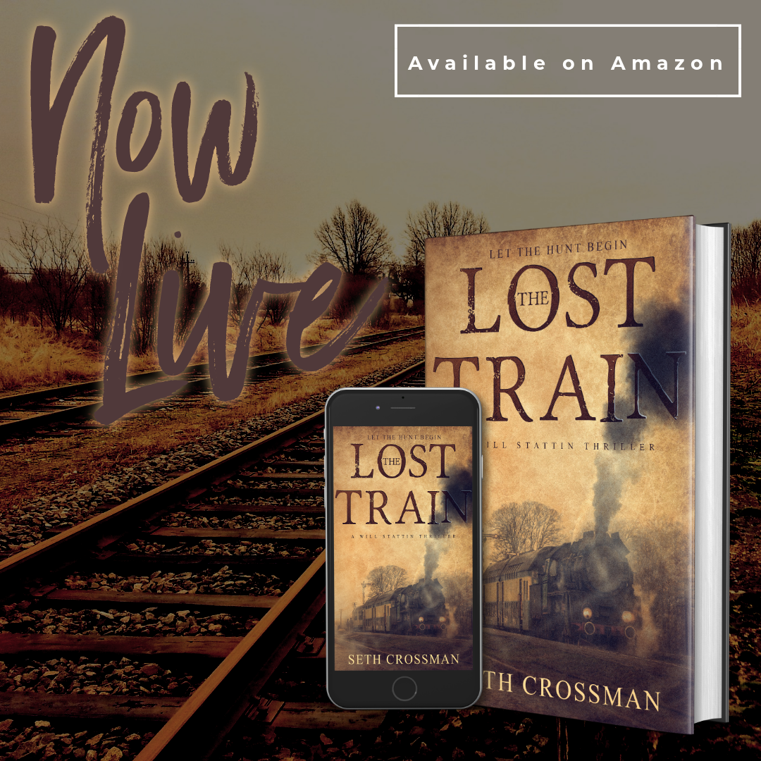 The Lost Train hardback