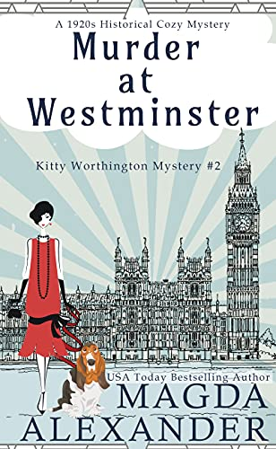 Murder at Westminster cover